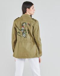 Îmbracaminte Femei Sacouri și Blazere Ikks BS41045-55 Verde / Pacific