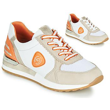 Pantofi Femei Pantofi sport Casual Remonte Dorndorf POLLUX Alb / Gri / Portocaliu