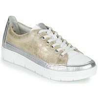 Pantofi Femei Pantofi sport Casual Remonte Dorndorf PHILLA Auriu / Argintiu