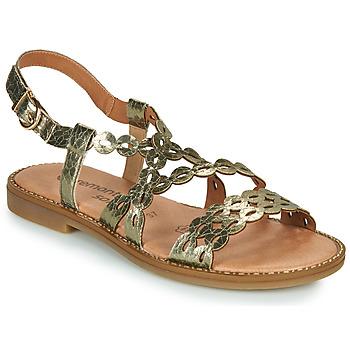 Pantofi Femei Sandale  Remonte Dorndorf JULLIA Auriu