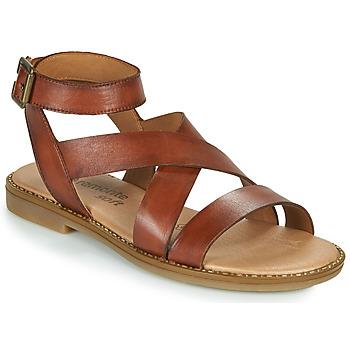Pantofi Femei Sandale  Remonte Dorndorf POLLY Maro