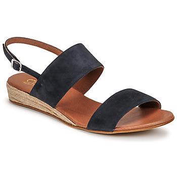 Pantofi Femei Sandale  Casual Attitude OLIVE Albastru