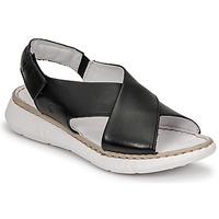 Pantofi Femei Sandale  Casual Attitude ODILE Negru