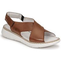 Pantofi Femei Sandale  Casual Attitude ODILE Camel