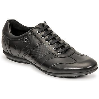 Pantofi Bărbați Pantofi Derby Casual Attitude ODEO Negru