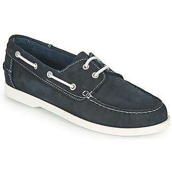 Pantofi Bărbați Pantofi barcă Casual Attitude REVORO Albastru