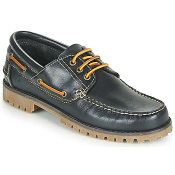 Pantofi Bărbați Pantofi barcă Casual Attitude EVEROA Albastru