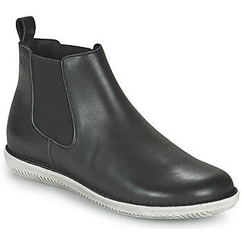 Pantofi Femei Ghete Casual Attitude ODILETTE Negru