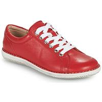 Pantofi Femei Pantofi Derby Casual Attitude OULETTE Roșu