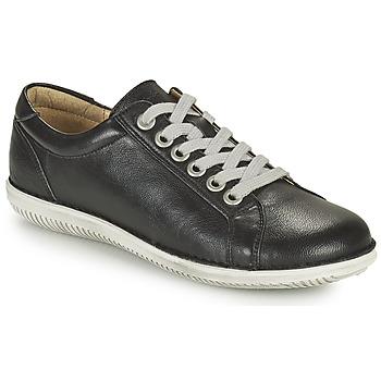 Pantofi Femei Pantofi Derby Casual Attitude OULETTE Negru