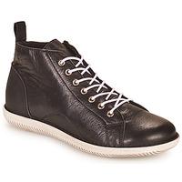 Pantofi Femei Ghete Casual Attitude OUETTE Negru
