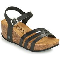 Pantofi Femei Sandale  Casual Attitude OUDINE Negru