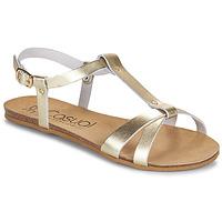 Pantofi Femei Sandale  Casual Attitude JALIYAXE Auriu