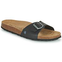 Pantofi Bărbați Papuci de vară Casual Attitude OMIU Negru