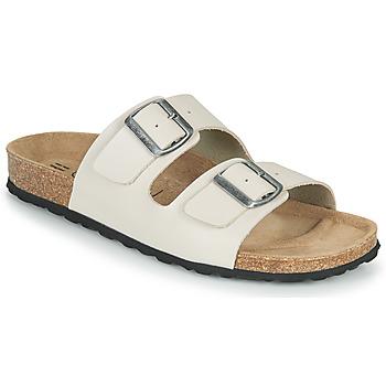 Pantofi Bărbați Papuci de vară Casual Attitude OMAO Taupe