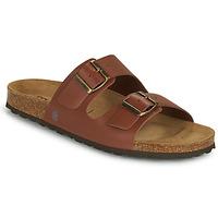 Pantofi Bărbați Papuci de vară Casual Attitude OMAO Maro