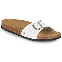 Pantofi Bărbați Papuci de vară Casual Attitude OMI Alb