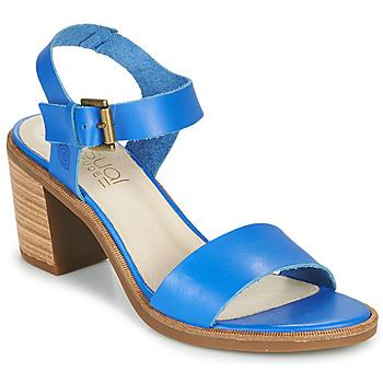 Pantofi Femei Sandale  Casual Attitude CAILLE Albastru
