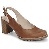 Pantofi Femei Pantofi cu toc Casual Attitude OLEA Camel