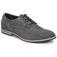 Pantofi Bărbați Pantofi Derby Casual Attitude OLEO Gri