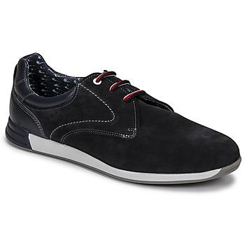 Pantofi Bărbați Pantofi Derby Casual Attitude OLEON Albastru
