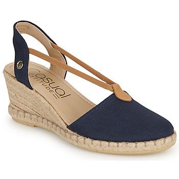 Pantofi Femei Sandale  Casual Attitude IPOP Albastru