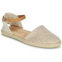 Pantofi Femei Sandale  Casual Attitude ONINA Auriu