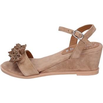 Pantofi Femei Sandale  Adriana Del Nista BK996 Maro