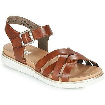Pantofi Femei Sandale  Rieker NORRA Maro