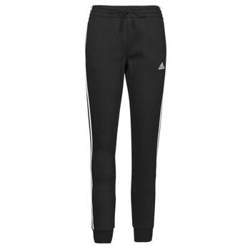 Îmbracaminte Femei Pantaloni de trening adidas Performance W 3S FL C PT Negru