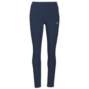 Îmbracaminte Femei Colanti adidas Performance W LIN LEG Albastru