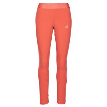 Îmbracaminte Femei Colanti adidas Performance W 3S LEG Roșu