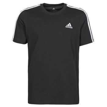 Îmbracaminte Bărbați Tricouri mânecă scurtă adidas Performance M 3S SJ T Negru