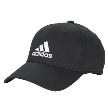 Accesorii textile Sepci adidas Performance BBALL CAP COT Negru
