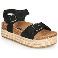 Pantofi Femei Sandale  Refresh KINNA Negru