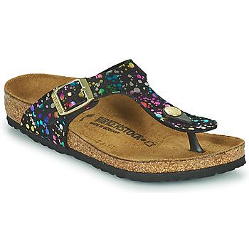 Pantofi Fete  Flip-Flops Birkenstock GIZEH Negru
