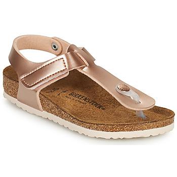 Pantofi Fete  Flip-Flops Birkenstock KAIRO HL Roz