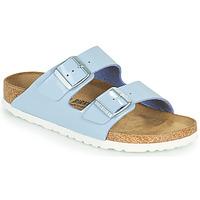 Pantofi Femei Papuci de vară Birkenstock ARIZONA Albastru