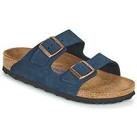 Pantofi Femei Papuci de vară Birkenstock ARIZONA SFB Albastru