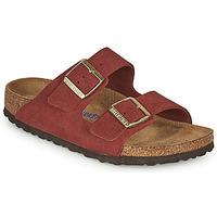 Pantofi Femei Papuci de vară Birkenstock ARIZONA SFB Roșu