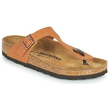 Pantofi Femei  Flip-Flops Birkenstock GIZEH Maro