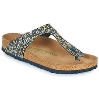 Pantofi Femei  Flip-Flops Birkenstock GIZEH Albastru