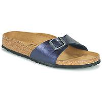 Pantofi Femei Papuci de vară Birkenstock MADRID Albastru