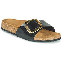 Pantofi Femei Papuci de vară Birkenstock MADRID BIG BUCKLE Negru