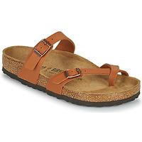 Pantofi Femei Papuci de vară Birkenstock MAYARI Maro