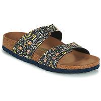 Pantofi Femei Papuci de vară Birkenstock SYDNEY Albastru