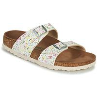 Pantofi Femei Papuci de vară Birkenstock SYDNEY Alb
