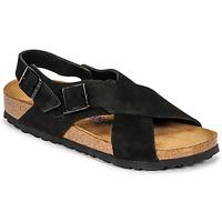 Pantofi Femei Sandale  Birkenstock TULUM SFB Negru