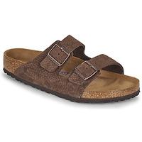 Pantofi Bărbați Papuci de vară Birkenstock ARIZONA SFB Maro