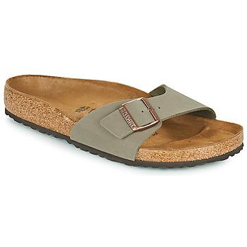 Pantofi Bărbați Papuci de vară Birkenstock MADRID Gri